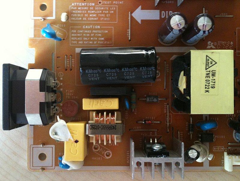 Samsung syncmaster 740bf