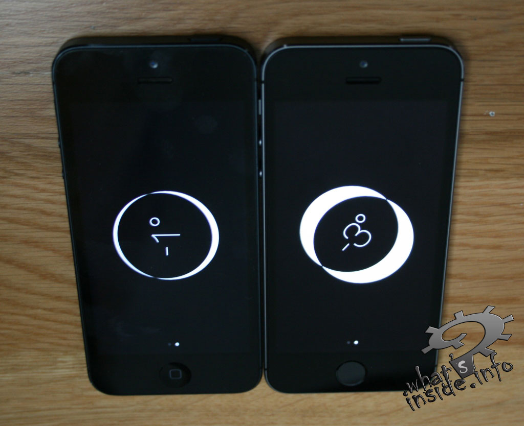 iphone5s-vs-iphone5-compass-level-on-flat-surface
