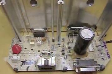 Bose 3-2-1 1st generation board
