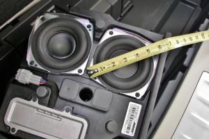 Bose Infiniti JX35 Audio System Subwoofer - Image 1