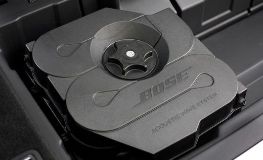 bose infiniti jx35 audio system subwoofer image 5 what. Black Bedroom Furniture Sets. Home Design Ideas