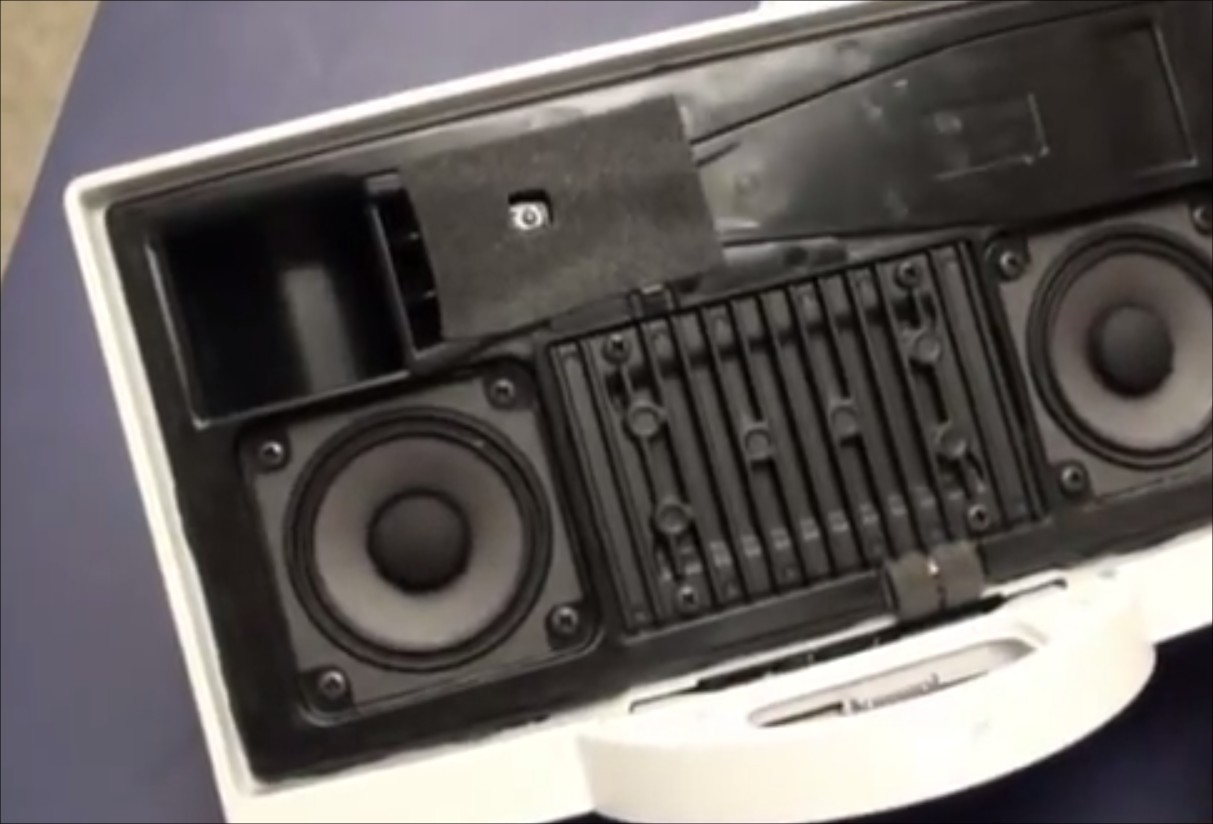 Bose SoundDock Series II internals - What\'s Inside