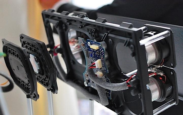 Bose Soundlink Insides Exposed 8 What s Inside