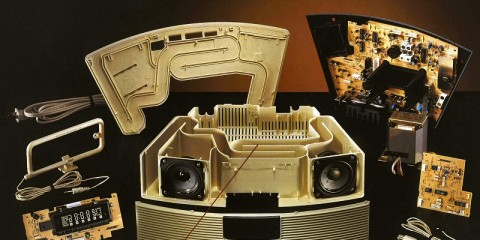 Bose Wave Radio Series 1 inside 03