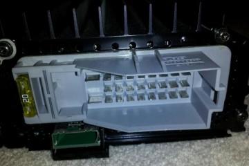 Mercedes Bose Amp A1638202789 W163 Ml 2002-2005 Fiberoptic - 3