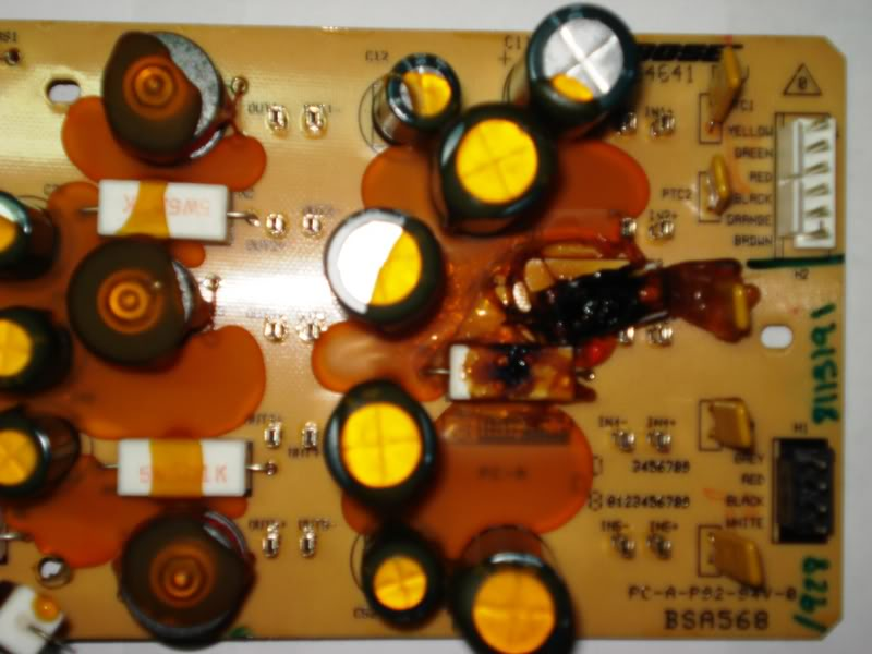 Bose Acoustimass 6 Series I Amp Ii What S Inside