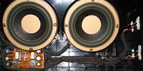 Bose 501Z Acoustimass Speaker System - Subwoofer Inside - Image 01
