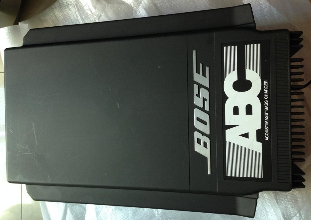 Bose Am 01 Acoustimass Bass Charger Series Ii Image 1