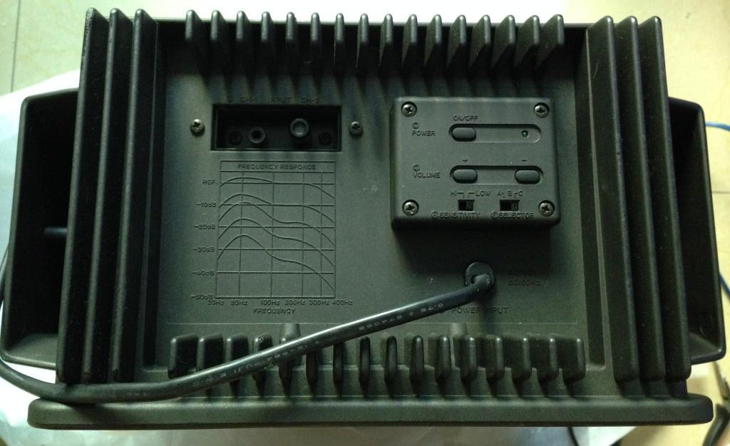 Bose Audio >> Bose AM-01 Acoustimass Bass Charger Series II - Image 5 - What's Inside