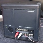 Bose AMA-03 Acoustimass Automotive Bass Charger - Image 5