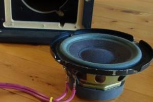 Bose AMA-03 Opened Inside - Image 3