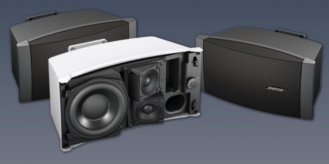 Bose Freespace DS100SE Speakers