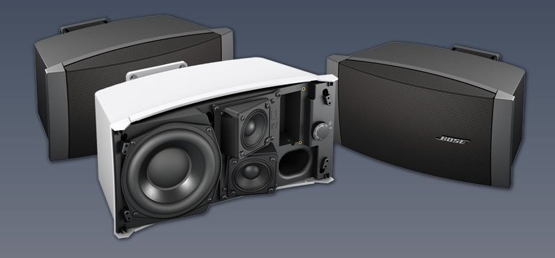 Bose Freespace Ds100se Speakers What S Inside
