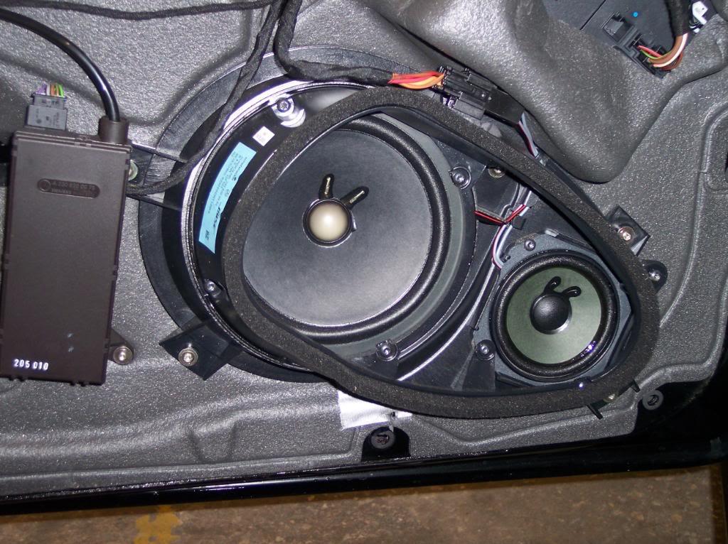 Bose Mercedes R230 Sl Front Speaker Assy 4 What S Inside