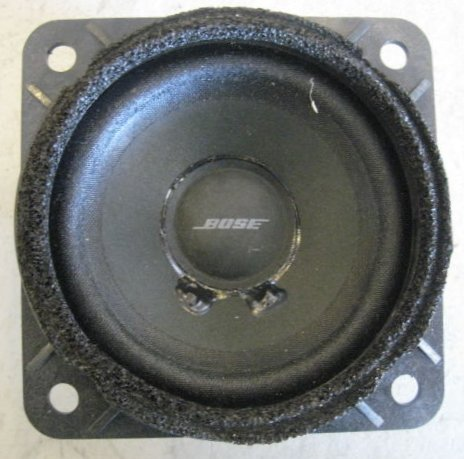 Bose Nissan 370z Dash Speaker What S Inside