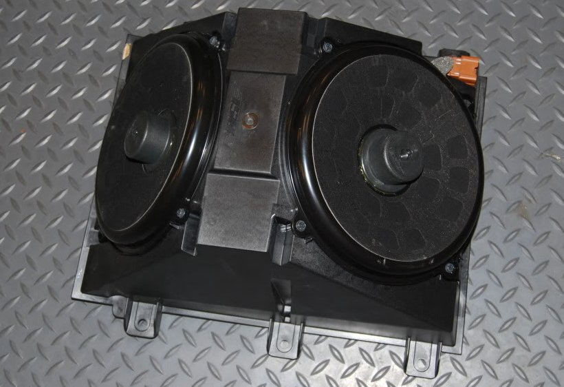 Bose Nissan Gtr Sound System Subwoofer 2 What S Inside