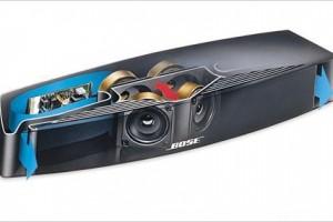 Bose VCS-10 inside