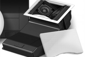 Bose Virtually Invisible 191 in-wall Speakers flush mount 1