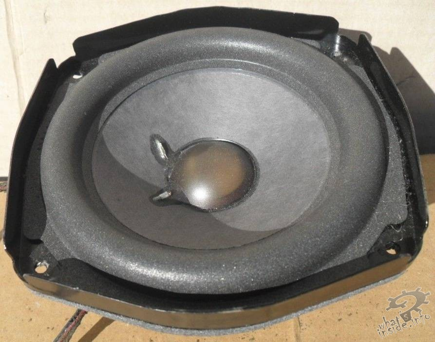 Bose Acoustimass 6 Series Iii Woofer 04 What S Inside