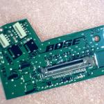 Bose - Dock Board SoundDock Potable