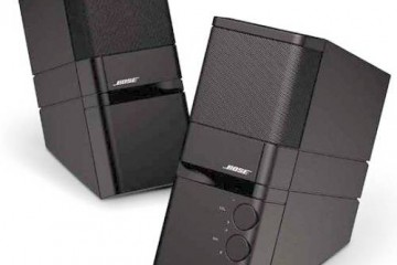 Bose MediaMate II computer speakers