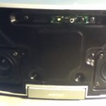 Bose SoundDock Portable - with aftermarket replaced speakers