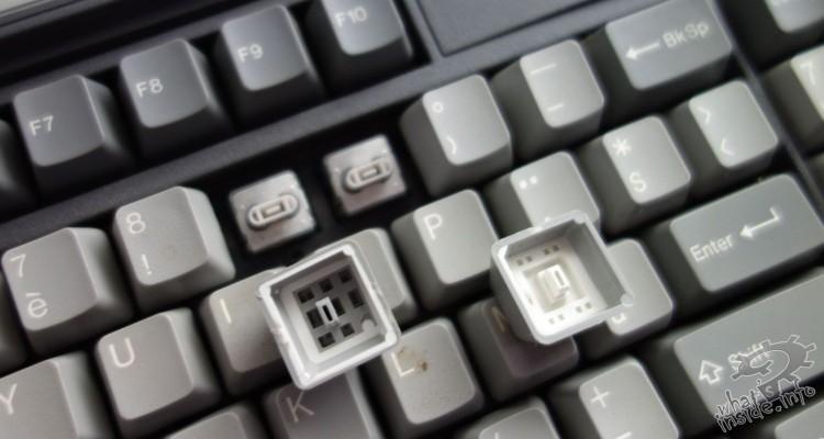 Toshiba Laptops Alps Keys