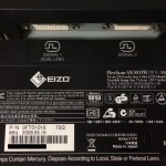 Eizo FlexScan SX3031W Inside 02