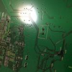 Eizo FlexScan SX3031W Inside 18 - Buzzer pins