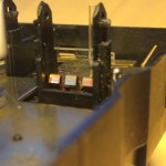 Mercedes-Benz W163 ML Window Switches Repair 22 - Blades realigned - too high