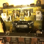 Mercedes-Benz W163 ML Window Switches Repair 23 - Reassembling console top cover