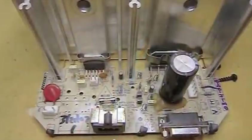 Bose 3-2-1 Series I Inside