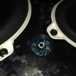 Apple iPod HI-FI Dock infrared remote sensor